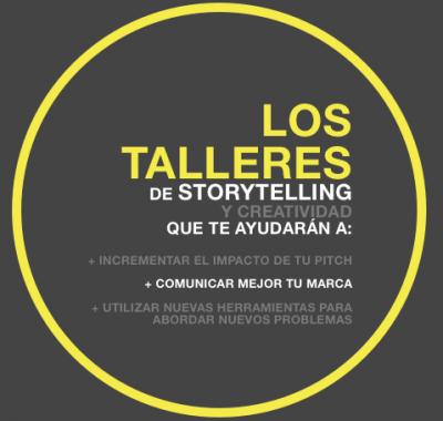 Talleres de Storytelling